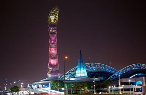 الشعلة الدوحة - Exterior View