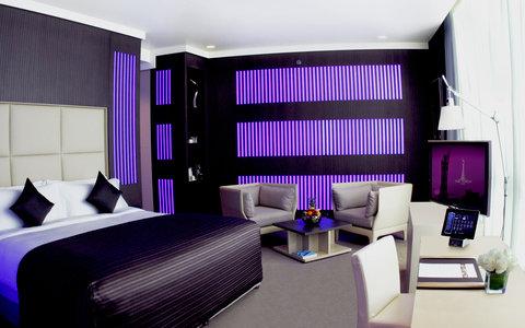 الشعلة الدوحة - Deluxe Room