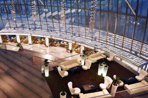 الشعلة الدوحة - Kufic Lounge