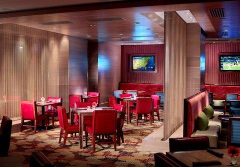 Chicago Marriott O'Hare Hotel - Brickton Dining Room