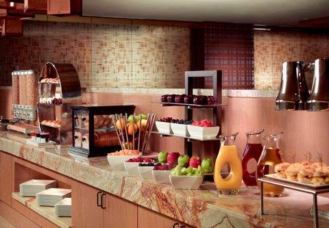 Chicago Marriott O'Hare Hotel - Brickton - Breakfast Buffet
