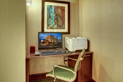 Hampton Inn Greenville-Woodruff Road - Business Center