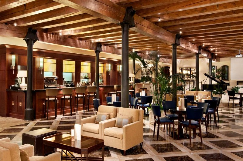 Hilton Molino Stucky Venice Restauration