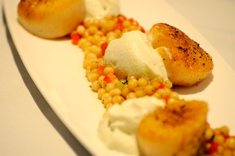 Northern Hotel Summit Hotels and Resorts - Scallops at TEN