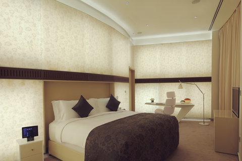 الشعلة الدوحة - Diplomatic King-Size Bedroom