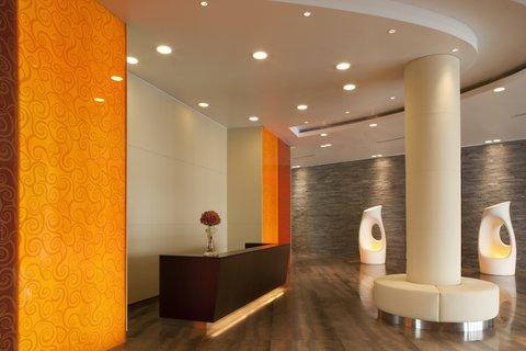 الشعلة الدوحة - Aspire Ballroom Entrance Foyer