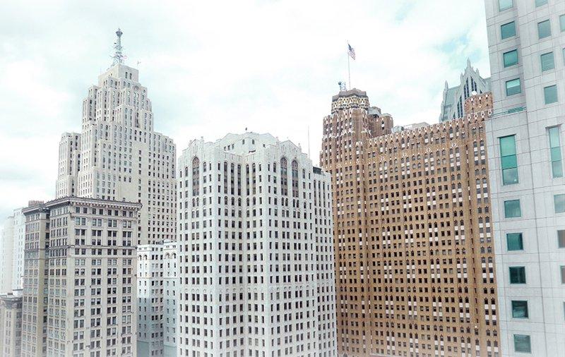 Pontchartrain Hotel - Detroit, MI