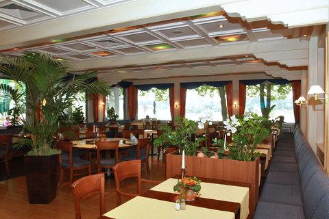 Hotel Rheinterrasse Benrath - Restaurant