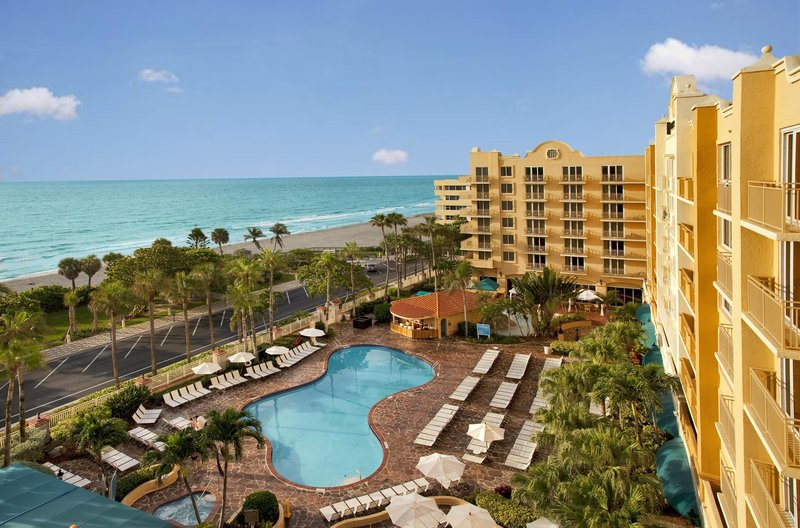 Embassy Suites Deerfield Beach - Resort & Spa Außenansicht