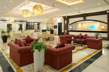 Howard Johnson Bur Dubai - Lobby