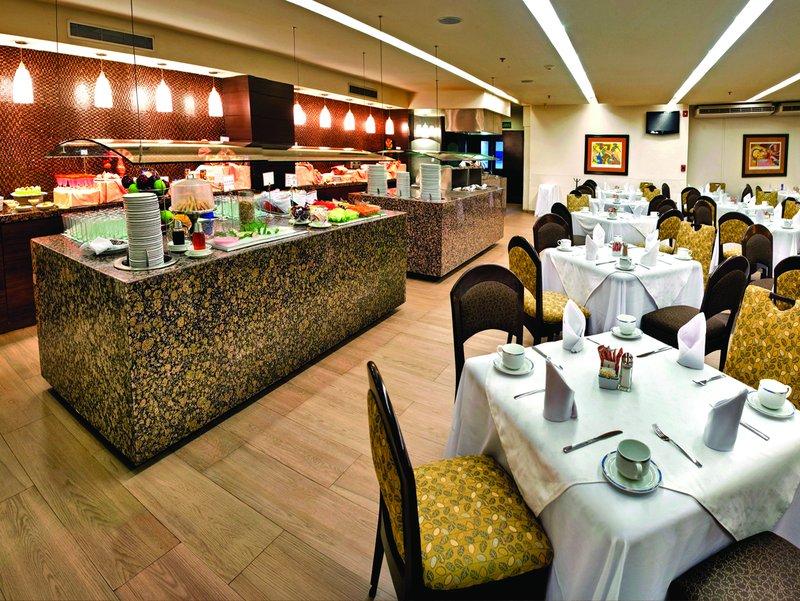 Radisson Hotel Flamingos 餐饮设施