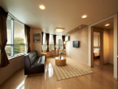 Ramada Seoul Dongdaemun Billede af værelser