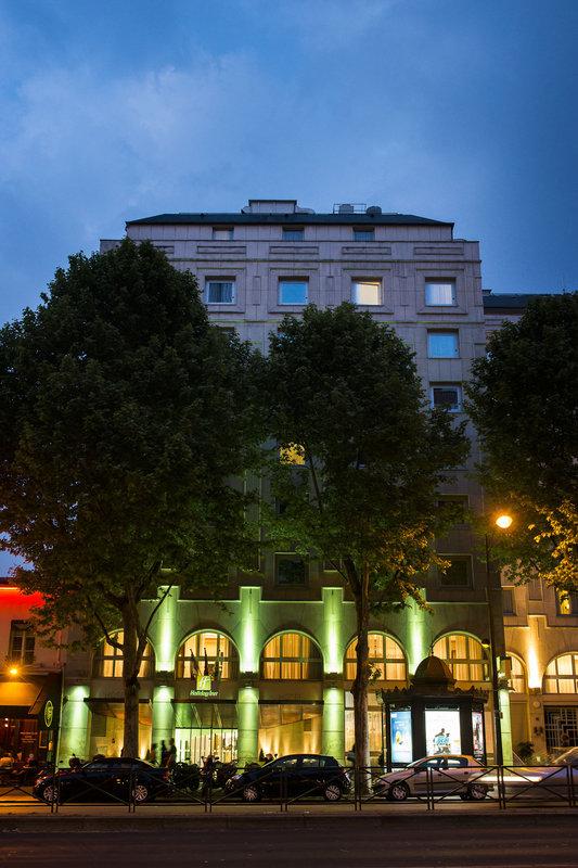 Holiday Inn Paris Montparnasse-Av.Du Maine Vue extérieure