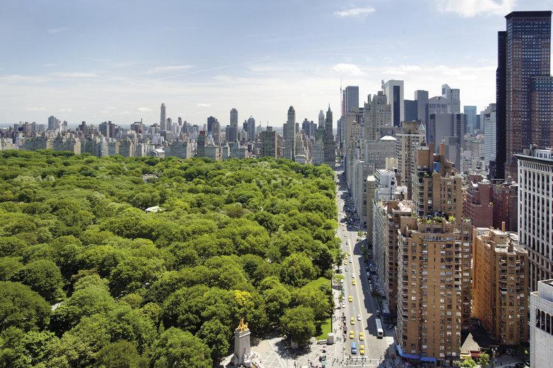 Mandarin Oriental, New York Ulkonäkymä