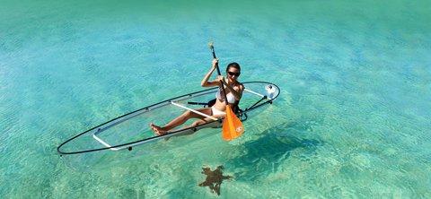Tiamo Resort - Canoe Cayak