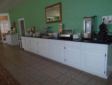 Super 8 Longview/North - Breakfast Area