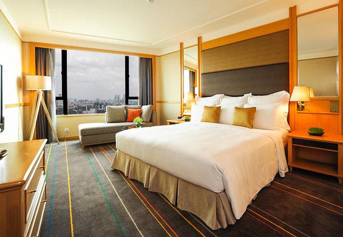 Renaissance Riverside Hotel Saigon View of room