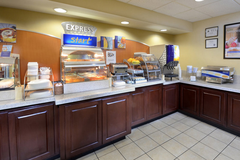 Holiday Inn Express Raleigh-Durham Airport Étkezés