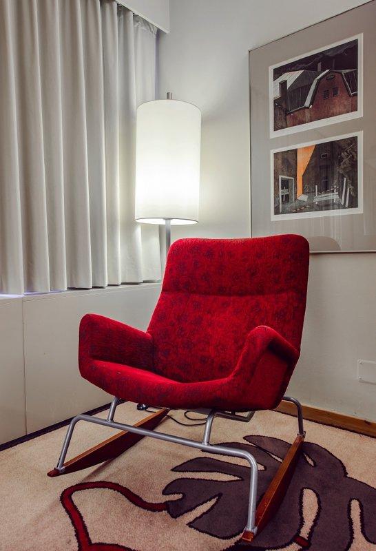 Radisson Blu Royal Hotel, Helsinki 客室