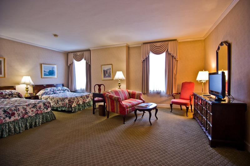 The Yorktowne Hotel - York, PA