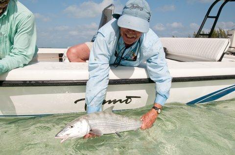 Tiamo Resort - Bonefishing 1st place on the World