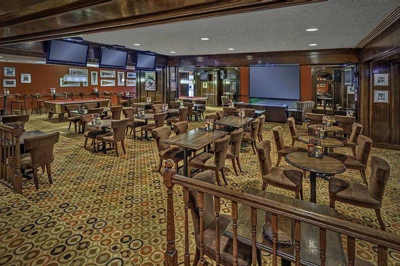 Hilton Philadelphia Airport Bár/lounge