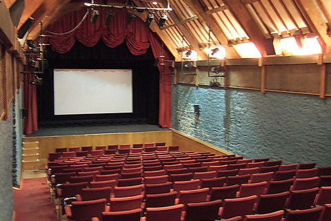 Dartington Hall Hotel - Theatre