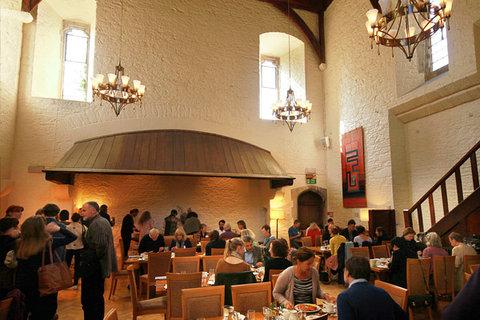 Dartington Hall Hotel - Restaurant