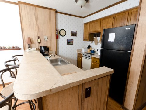 Top Of The World - 1BR Economy Kitchen