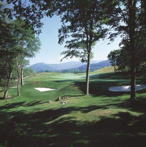 Top Of The World - Golf Course