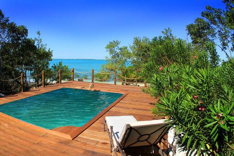 Tiamo Resort - Star light villa outside view