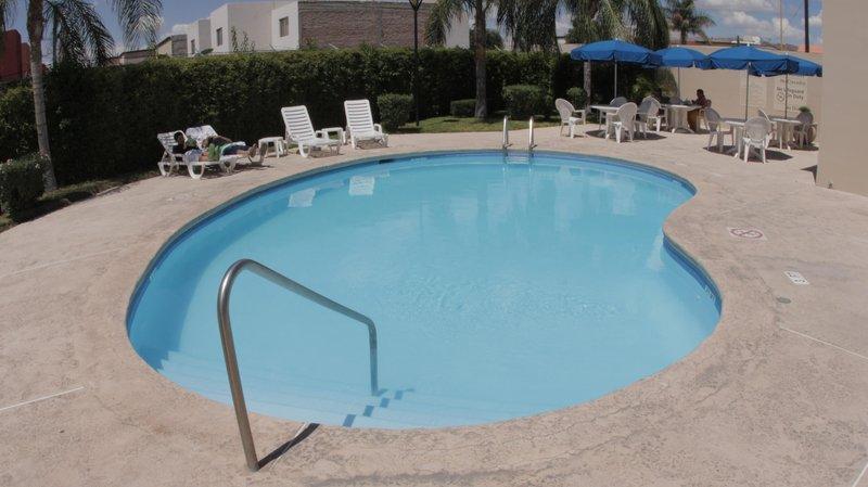 Hampton Inn Torreon Airport-Galerias Bazén