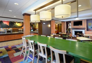 Restaurant - Fairfield Inn & Suites by Marriott Northwest Richmond