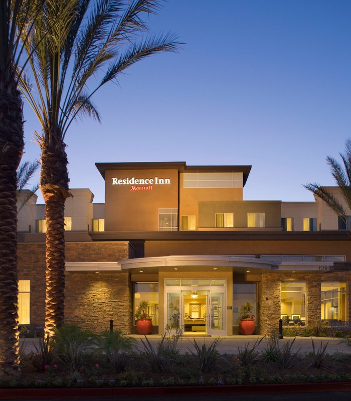RESIDENCE INN TUSTIN MARRIOTT