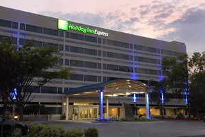 Exterior view - Holiday Inn Express Downtown Boise