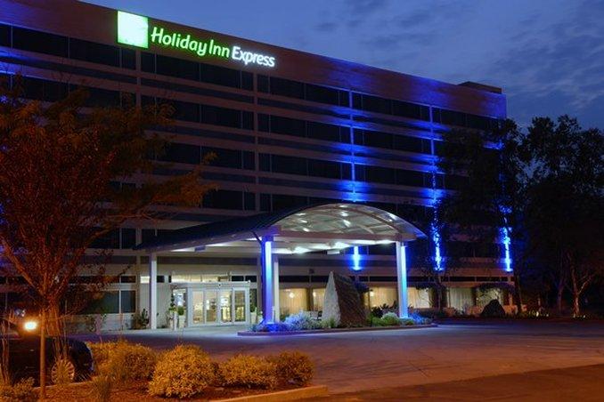 Holiday Inn Express BOISE-UNIVERSITY AREA - Boise, ID