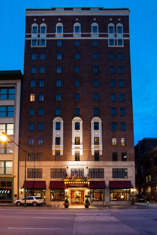 Canterbury Hotel Indianapolis Downtown - Indianapolis, IN