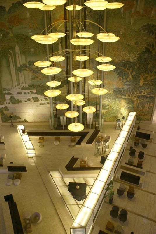 Holiday Inn Binhai Tianjin Vista esterna