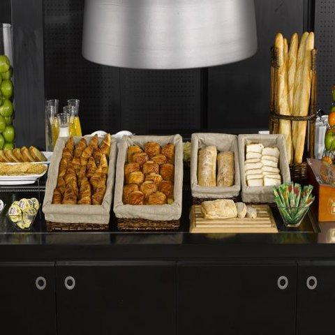 Campanile - Clermont-Ferrand - Le Brezet - Buffet Restaurant