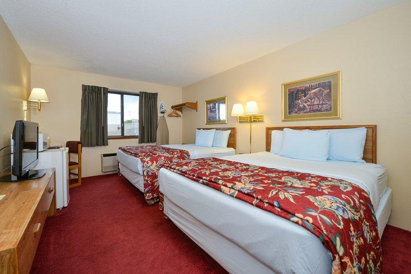 Americas Best Value Inn - Rhinelander, WI