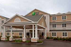 Exterior view - Holiday Inn Express Hotel & Suites Rochester