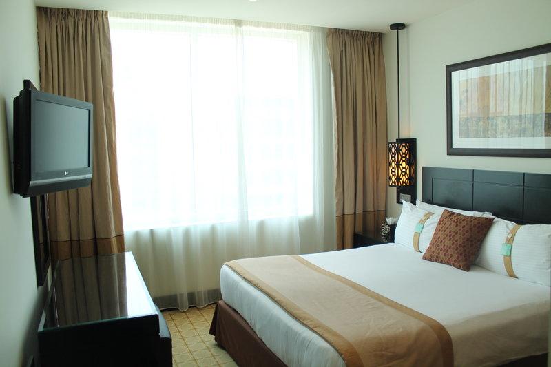 Holiday Inn Dubai-Al Barsha 客房视图