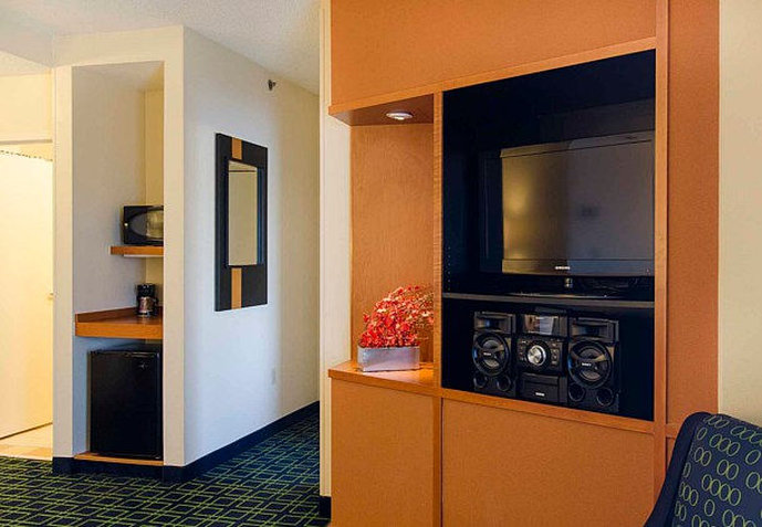 Fairfield Inn and Suites by Marriott Newark Liberty International Airport Rum