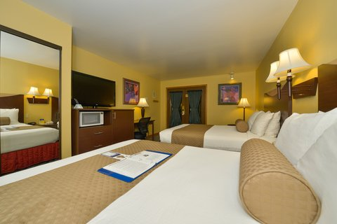 BEST WESTERN PLUS Rio Grande Inn - Standard Guest Room with Two Queens