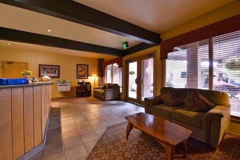 BEST WESTERN PLUS Rio Grande Inn - Lobby