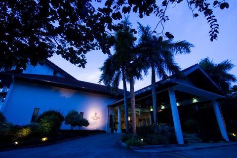 Sabah Hotel - Exterior View