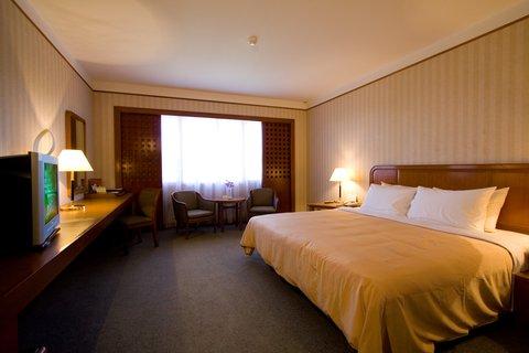 Sabah Hotel - Deluxe Room