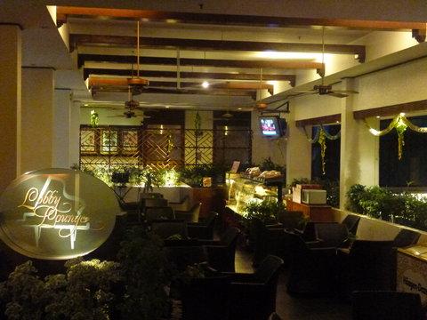 Sabah Hotel - Lobby Lounge