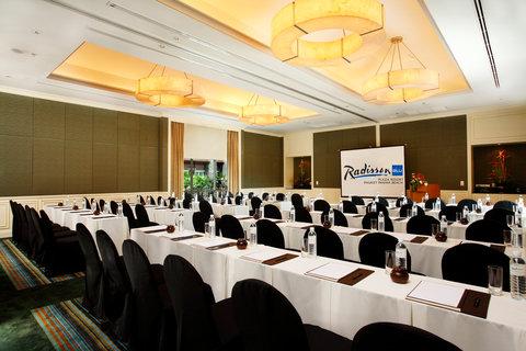 Radisson Blu Plaza Resort Phuket Panwa Beach - Meeting Room