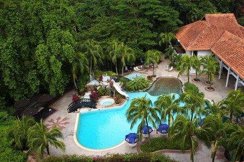 Sabah Hotel - Pool